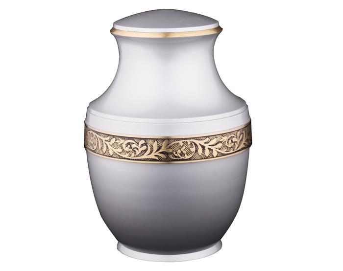 metal urn MU112