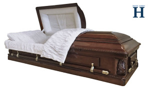 Northern Rose Casket