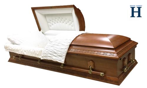 Belmont poplar casket