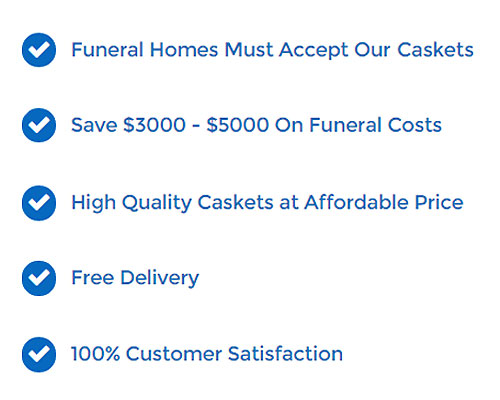 Haven Caskets Savings