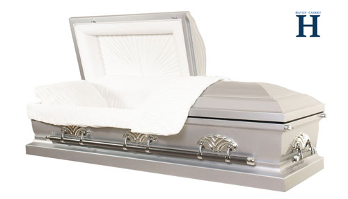 metal casket mc120