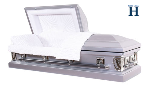 funeral metal caskets mc116