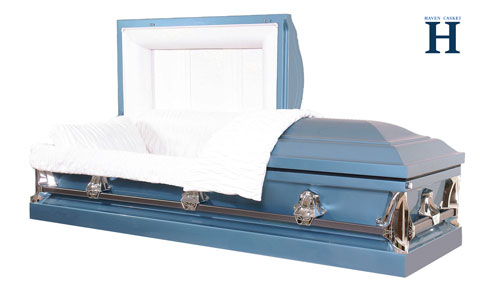 metal casket mc106
