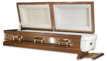 Ceremony Funeral Caskets for rent