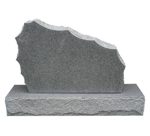 Grey Rough Cut Mountain Monument
