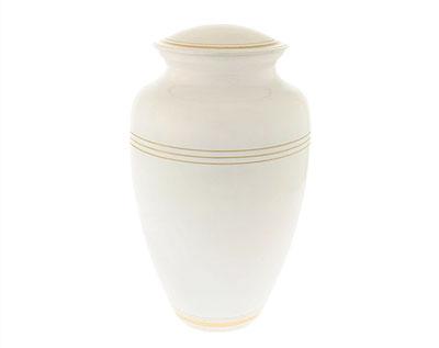 white urn mu149