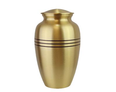 bronze urn mu180