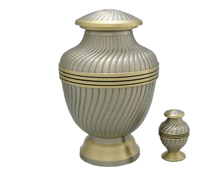 New Compassion Metal Urn MU162