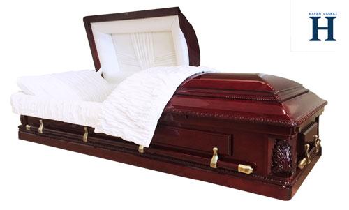 rose arbor casket