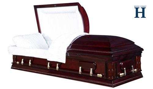 silverstar casket