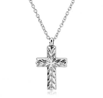 Solace Cross Stainless Steel Jewelry CMJ108
