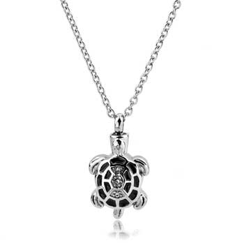 Lucky Turtle Stainless Steel Jewelry CMJ128
