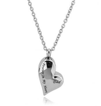 Love Dad Forever Stainless Steel Jewelry CMJ130