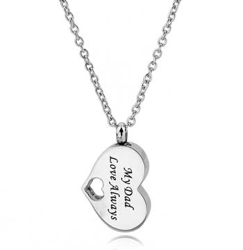 Love Always Dad Stainless Steel Jewelry CMJ134