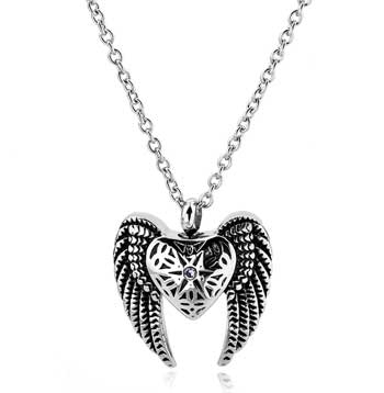 Loving Heart Stainless Steel Jewelry CMJ137