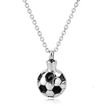 Soccer Lover Stainless Steel Jewelry CMJ141
