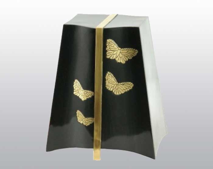Butterfly Companion Metal Urn MU253