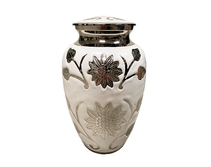 Bloom Metal Urn MU315