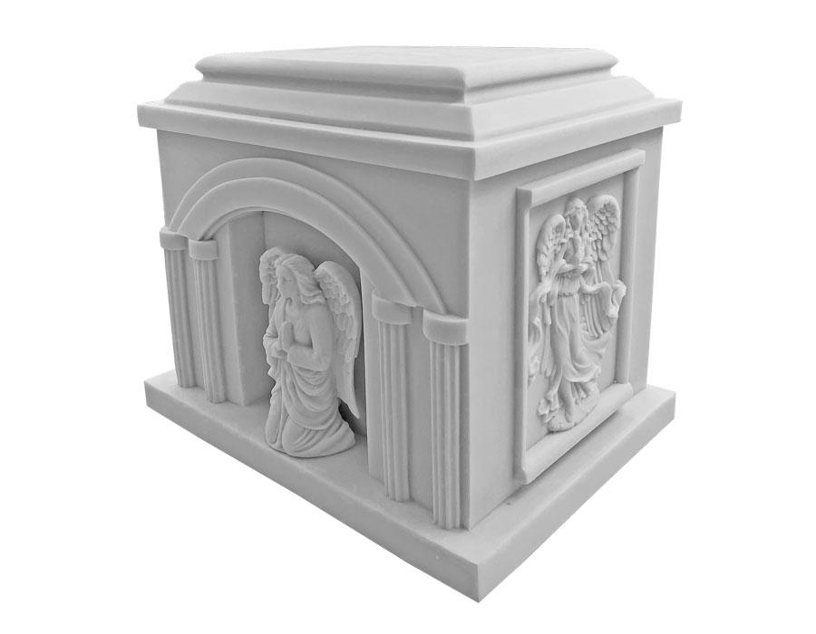 Graceful Angel Mausoleum Urn RU101