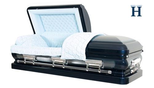 metal casket mc118