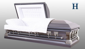 Celestial Stainless Steel casket MC123