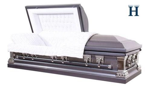stainless steel casket mc123
