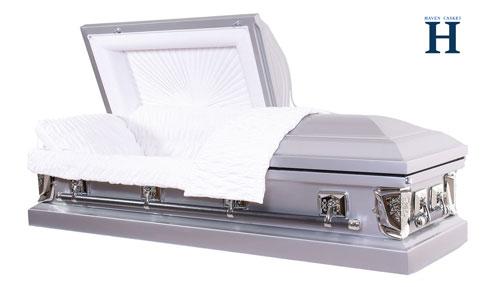 funeral metal caskets mc116
