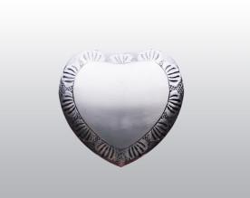 Silver Heart Keepsake
