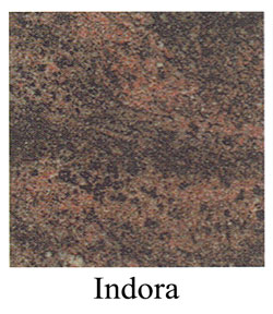 indora granite headstones