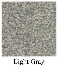 light gray granite headstones