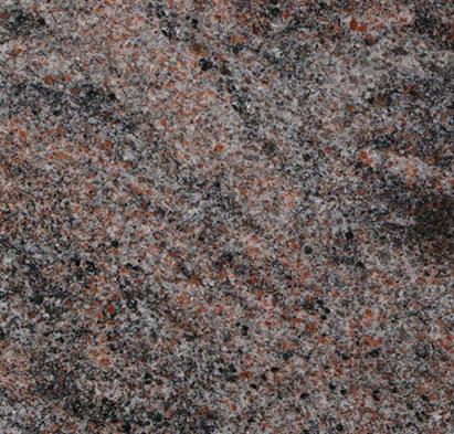 Paradiso granite headstone tile