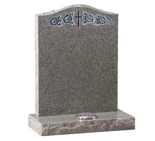 Serp Headstone in Dark Brits