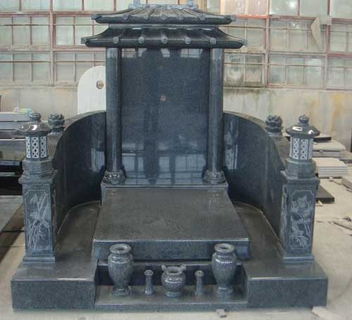 chinese family monument
