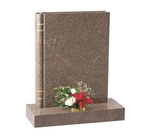 Book of Life in Pink Granite
