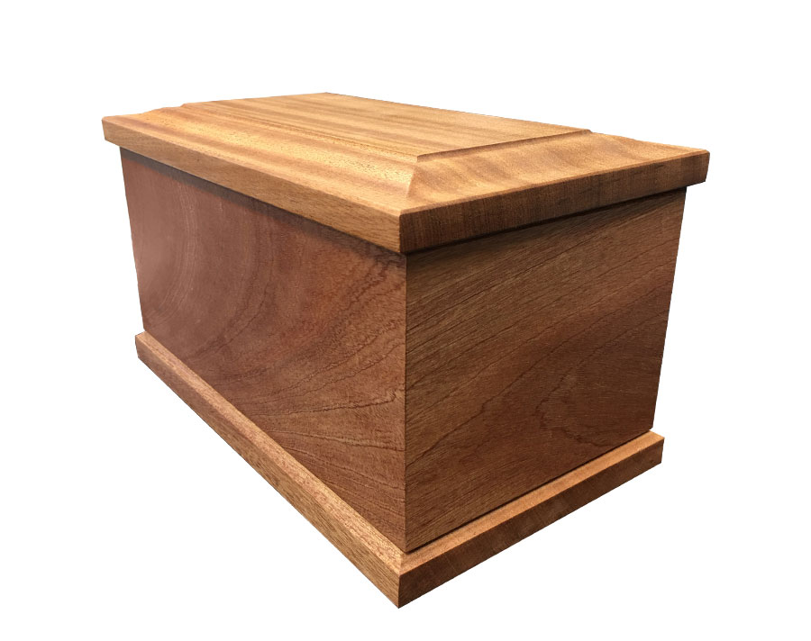Richmond Wood Urn WU302
