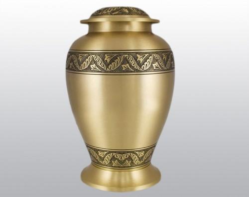 Elite Bronze Metal Urn