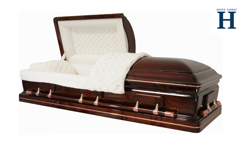 cherry casket