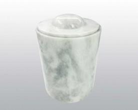 Classic White Marble Urn MAU011