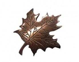 Bronze Maple Leaf Ornament UO108