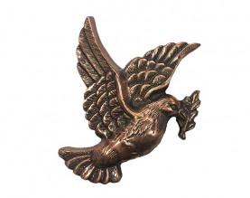 Bronze Dove Ornament UO110