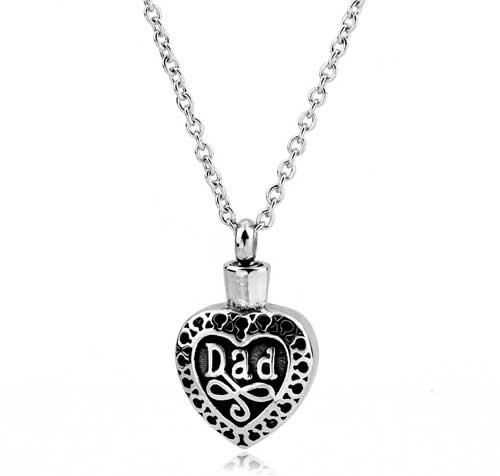 Love Dad Stainless Steel Jewelry CMJ101