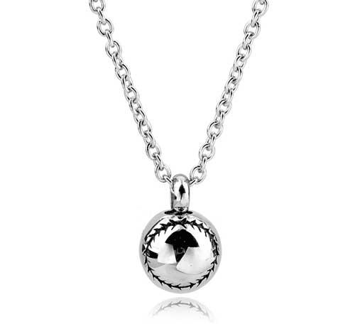Baseball Stainless Steel Jewelry CMJ104