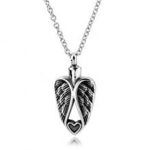 Wings of Love Stainless Steel Jewelry CMJ111