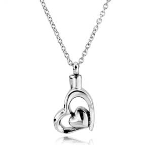 Sincere Hearts Stainless Steel Jewelry CMJ117