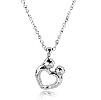 Forever In My Heart Stainless Steel Jewelry CMJ122