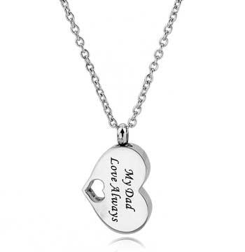 Love Always Dad Stainless Steel Jewelry CMJ134