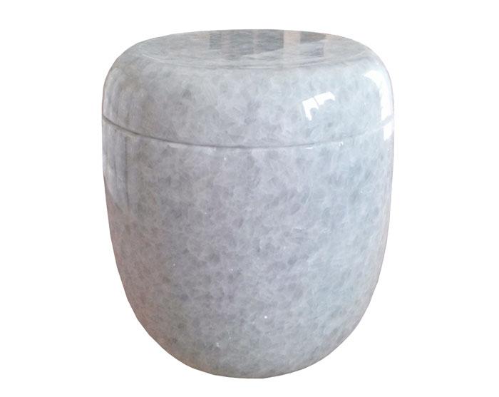 Crystal Marble Urn MAU207