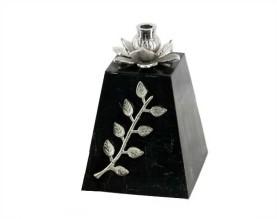 Candle Light Wood Urn WU245