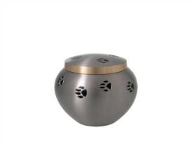 Classic Paw Metal Urn PU106