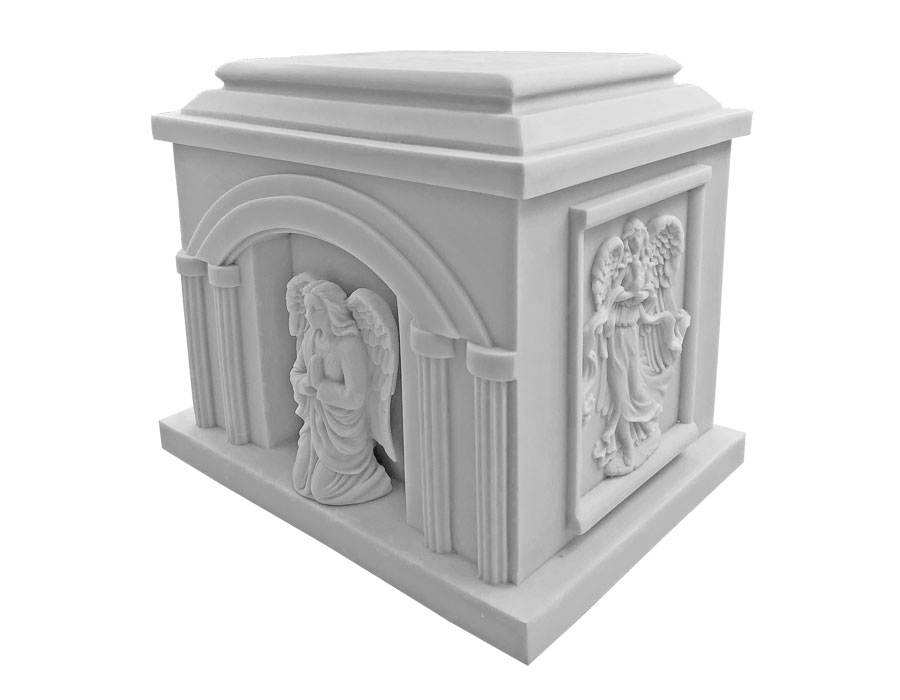 Graceful Angel Mausoleum Urn RU101
